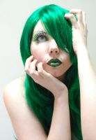 . emerald1 . by Grotesque-Stock