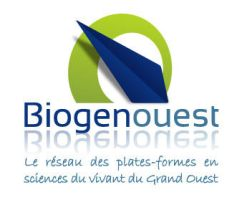 Logo Biogenouest by Giboo