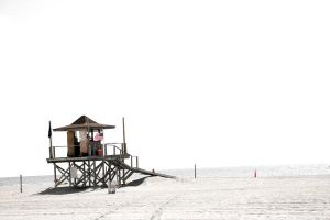 Lifeguard Station by geshorty34