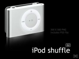 iPod Shuffle G2 by edenprojects