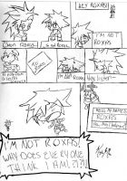 I'M NOT ROXAS by Gothicmongoose