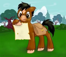 Bookmark Explores Commision by northernlightsmlp