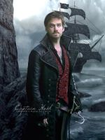 Captain Hook ~ Once upon a Time by SPRSPRsDigitalArt