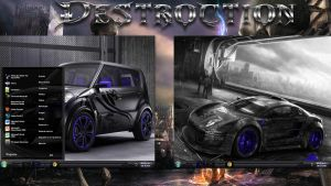 DESTROCTION by TheMasterDesing