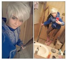 Jack Frost Cosplay by untitledxme