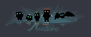 Monster Banner by Galadnilien