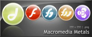 Macromedia Metal by edenprojects