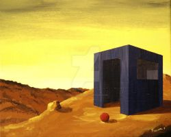 Idea  Cube by CharlesNissen