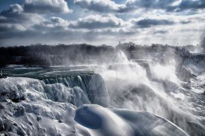 Niagara Falls by revrendwilliam