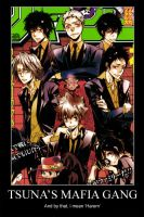 Vongola Family by HRecycleBin