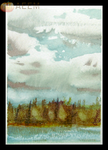 Cottage Country 2012 ACEO 2 by unSpookyLaughter