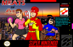 Meats Of Rage For the Super Nintendo by garageman45