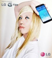 LG G Flex Commercial - Shape Your Experience by Kuchoculkin