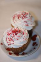 Cupcakes- Valentine's Day by Yuleen75