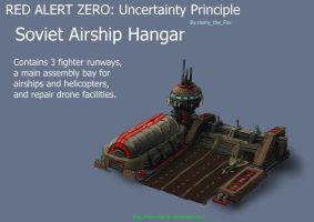 RA-Z Soviet Airship Hangar by Harry-the-Fox