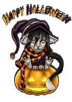 Happy Halloween 2012 (bis) by Aldric-Cheylan