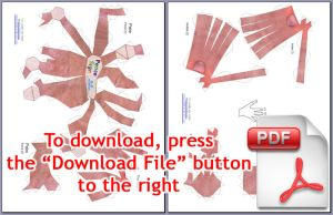 Peace Sign Pose PDF Pages 1-2 by billybob884
