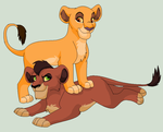 Cub Time by Kainaa