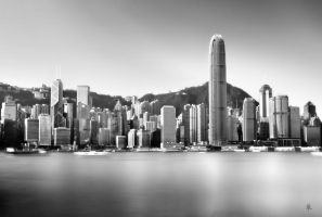 Quiet Hong Kong by romainjl
