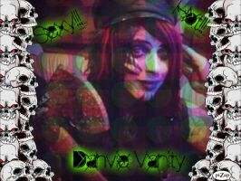 Blood on the Dance Floor: Dahvie by BlackKnight142