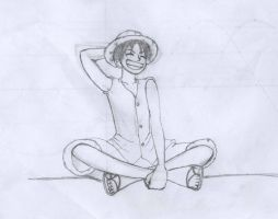Luffy by MapleMissile