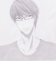 Shintaro Midorima by shirley0525