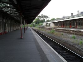 Torquay Train Station 4 by Solace-Grace