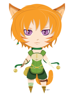 Chibi Lethe by book-sage
