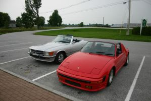914 and 450SL by 914four