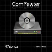 comPewter _ CD Rom Drive by 47songs