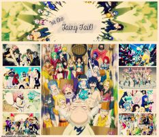 WE ARE FAIRY TAIL! by MavisWendy
