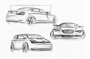 Some sketches by MentosDesign