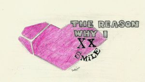 That's Why I Smile by xxally7xx