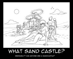 What Sandcastle by mattwilson83