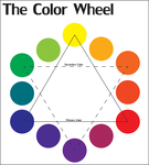 Color Wheel by dryadforestking