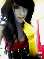 Marceline the Vampire Queen by Gaaras-Chocolate