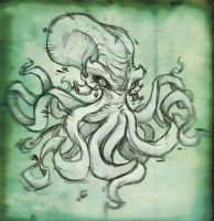 Cthulhu by TUS