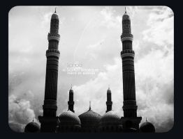 al-saleh mosque by as2roma