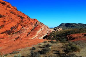 Calico Hill by Celem