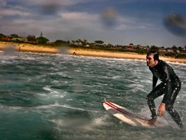 Syd dropping in by MC-G