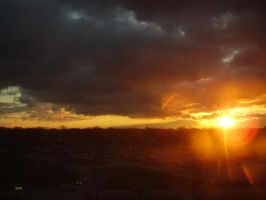 Sun Fire by Pentacle5