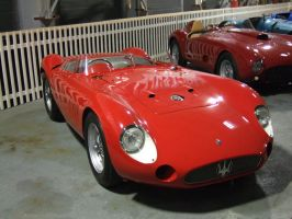1956 Maserati 300S by Aya-Wavedancer