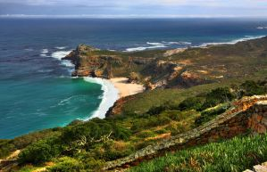 Cape Point - HDR by somadjinn