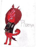 Phoenyx...Colored by Zs99