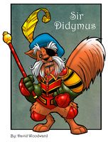 Sir Didymus by badgerlordstudios