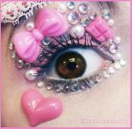 Decoden Eye Makeup by Bittersweet12