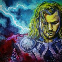 Thor by lollypop3000