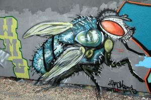 graffiti by chromers-art