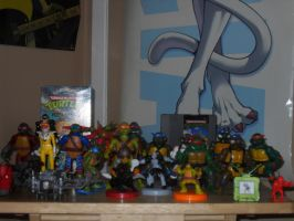 tmnt collection 31 by lonewarrior20