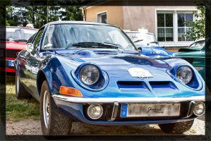Opel GT by deaconfrost78